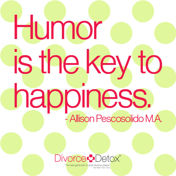 Humor is the Key to Happiness