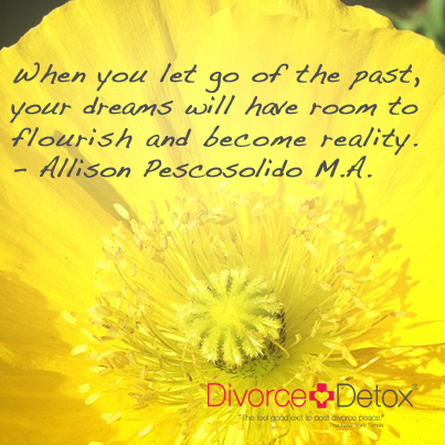 how to move past divorce